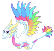 Bloom Dragon Adult