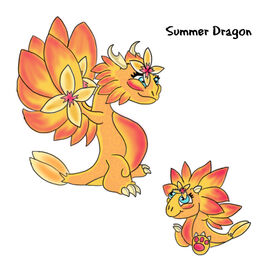 Summer Dragon