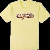DragonValeT-Shirt-DragonValeLogo - Lemon