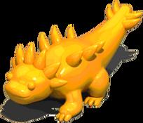 YellowDragonFigurine