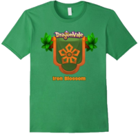 DragonValeT-Shirt-House-of-the-Iron-Blossom-Grass