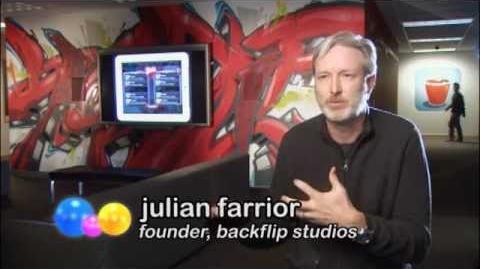 Backflip Studios on HDNet TV