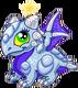 SilverDragonBabyStar