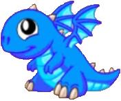 BlueFireDragonBabyOld