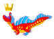SalamanderDragonAdultCrown
