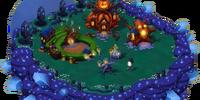 Spooky Moon Island