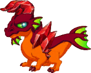 GarnetDragonAdult