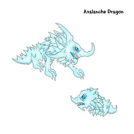 Avalanche Dragon