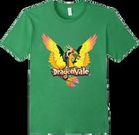 DragonValeT-Shirt-Gaia-Grass