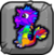 RainbowDragonBabyButton