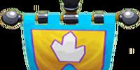 Crystalline Flag