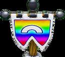 Rainbow Element Flag
