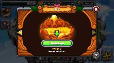 DragonVale - Introducing Gaia the 2nd Legendary Dragon