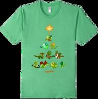 DragonValeT-Shirt-HolidayDragonTree-Grass