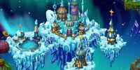 Frosty Jubilee Island