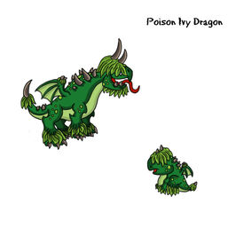Poison Ivy Dragon