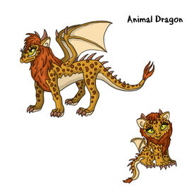Animal Dragon