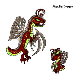 Mantis Dragon