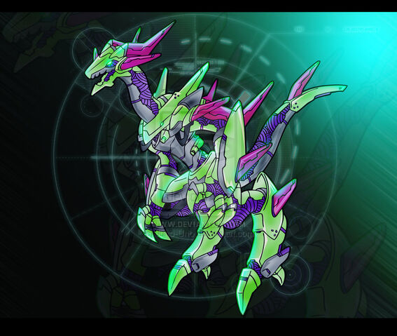 File:Cybernetic Dragon NeonDragon by happy06.jpg
