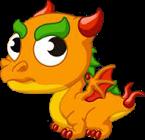 PepperDragonBaby