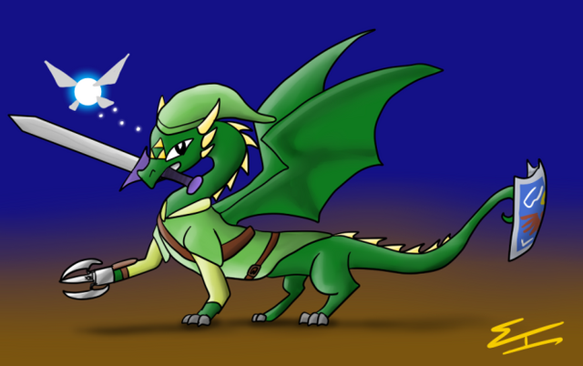 File:Link dragon.png