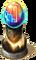 Bismuth Pedestal