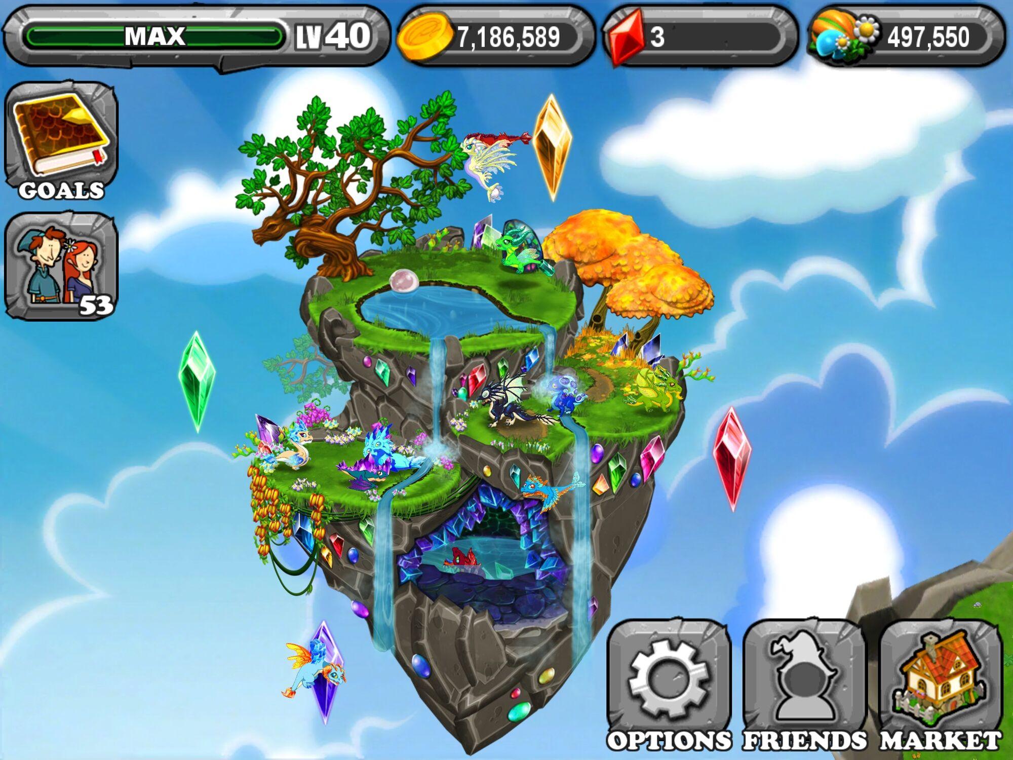 image my lovely gemstone island jpg dragonvale wiki