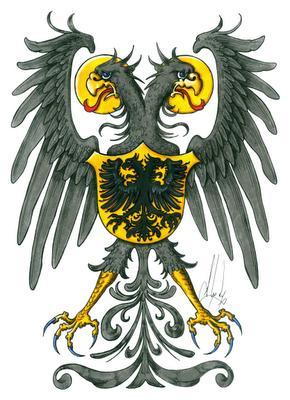 File:Alexander—Attributed coat of arms of Julius Caesar—2011.png
