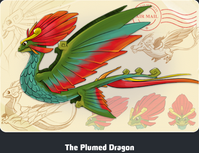The Plumed Dragon