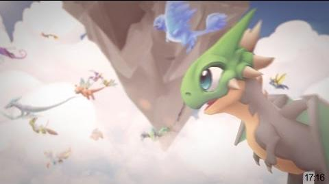 DragonVale World - Flight of the Dragons