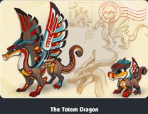 The Totem Dragon