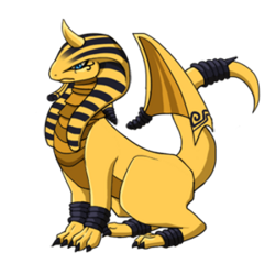 Pharaohgon sprite4