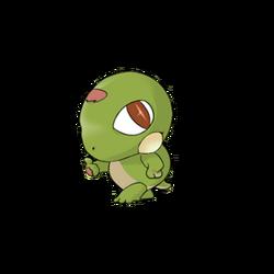 Frog sprite5