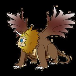 Lion sprite4