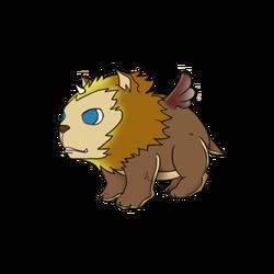 Lion sprite2