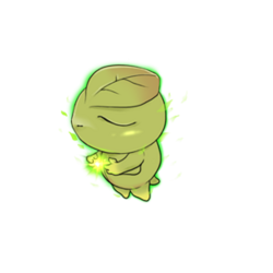Leaf sprite5 at