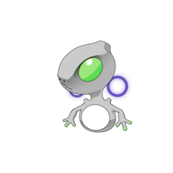 Alien sprite3