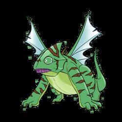 Chameleon sprite4
