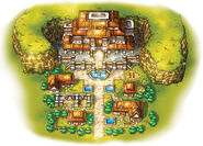 Sacred village of ghent