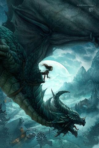 File:The Dragons of Ordinary Farm by kerembeyit.jpg