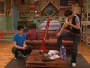 Drake and josh Bedroom