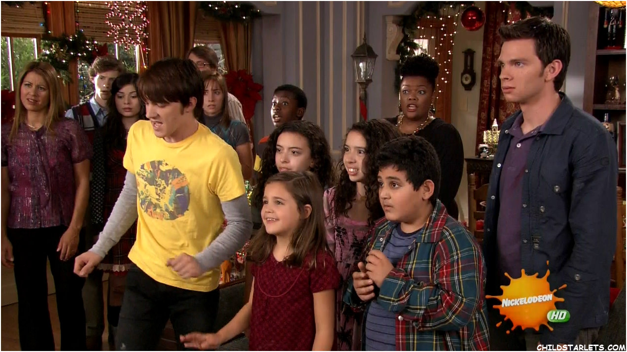 Image - Merry Christmas, Drake & Josh Sing-a-long.jpg | Drake and ...