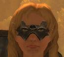 Maske des Meisters