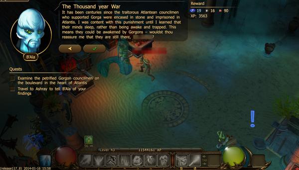 The thousand year war 1.1