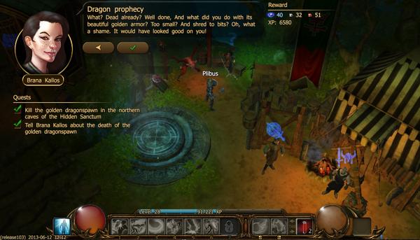 Dragon prophecy d