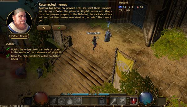 Resurrected heroes 3.2