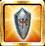 Splendid Durian Shield Icon