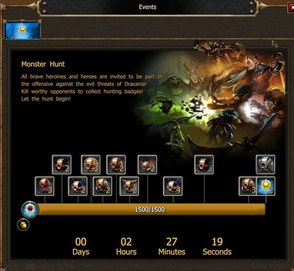 Monster Hunt 1500-Mantis