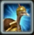 Armored Brown Ostrich Icon