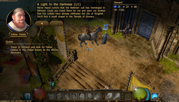 A light in the darkness 1.1